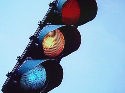 В Киеве повесят 500 новых светофоров